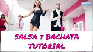 Salsa e Bachata Tutorial - Impara i passi base - Easy Dance - Ep8 SKY - www.giuseppemelidanza.it
