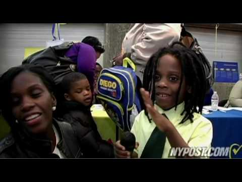Tears Of Joy, Sadness At Charter School Lottery - New York Post