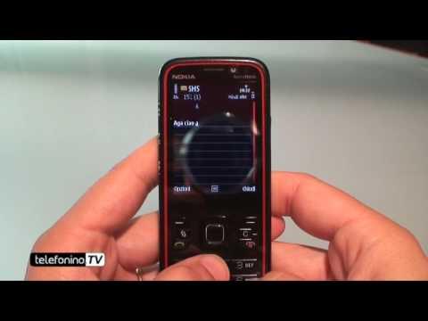 Nokia 5630 videoreview da Telefonino.net