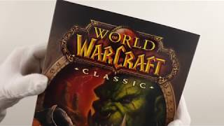 World of Warcraft Classic Press Kit Collector's Edition | Unboxing