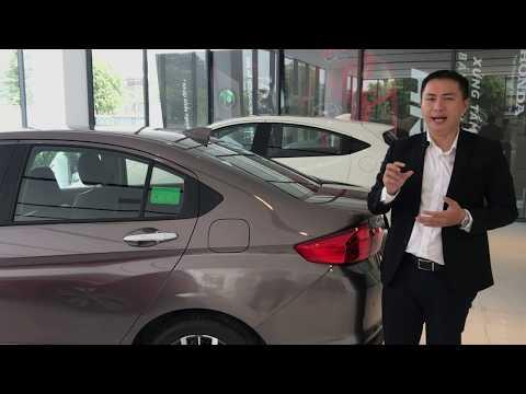 Khuyến Mãi Giá Xe Honda City 1.5L TOP 2019 2020. Mua Trả Góp 140Tr Lăn Bánh Ra Biển Tại HCM