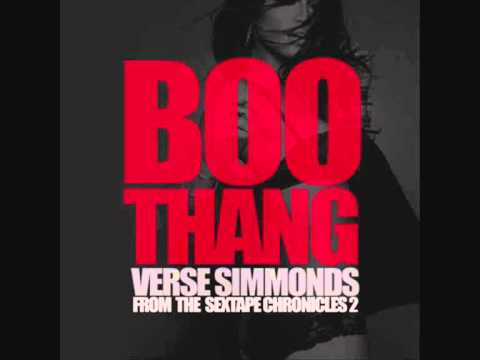 Verse Simmons - Boo Thang Ft. kelly Rowland