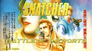 Battle of the Ports - Snatcher (スナチャー) Show #300 - 60fps