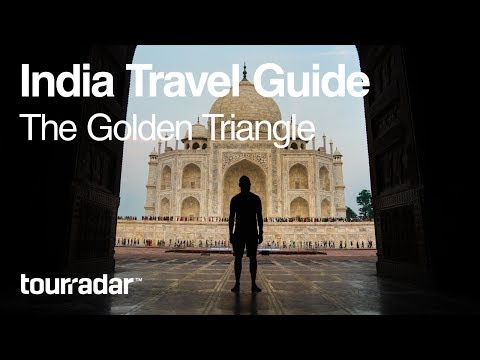 India Travel Guide: The Golden Triangle