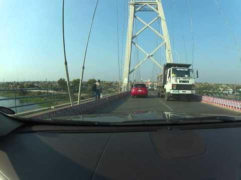 Tete Bridge Mozambique
