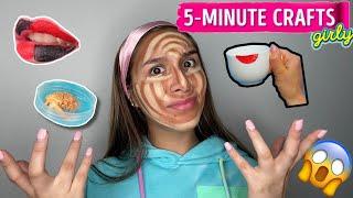 Exposing Viral 5 Minute Crafts Makeup Hacks