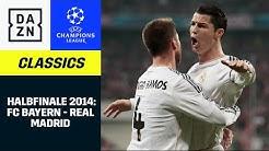 Die Königlichen beenden Bayerns Finalträume | UEFA Champions League | DAZN Classics