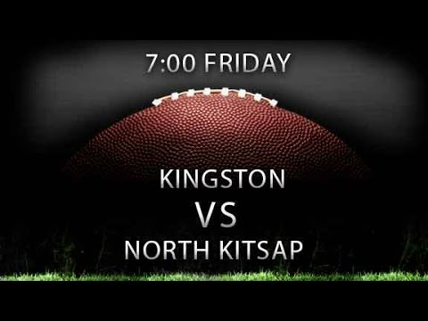 October 14th Game of the Week: Kingston @ North Kitsap