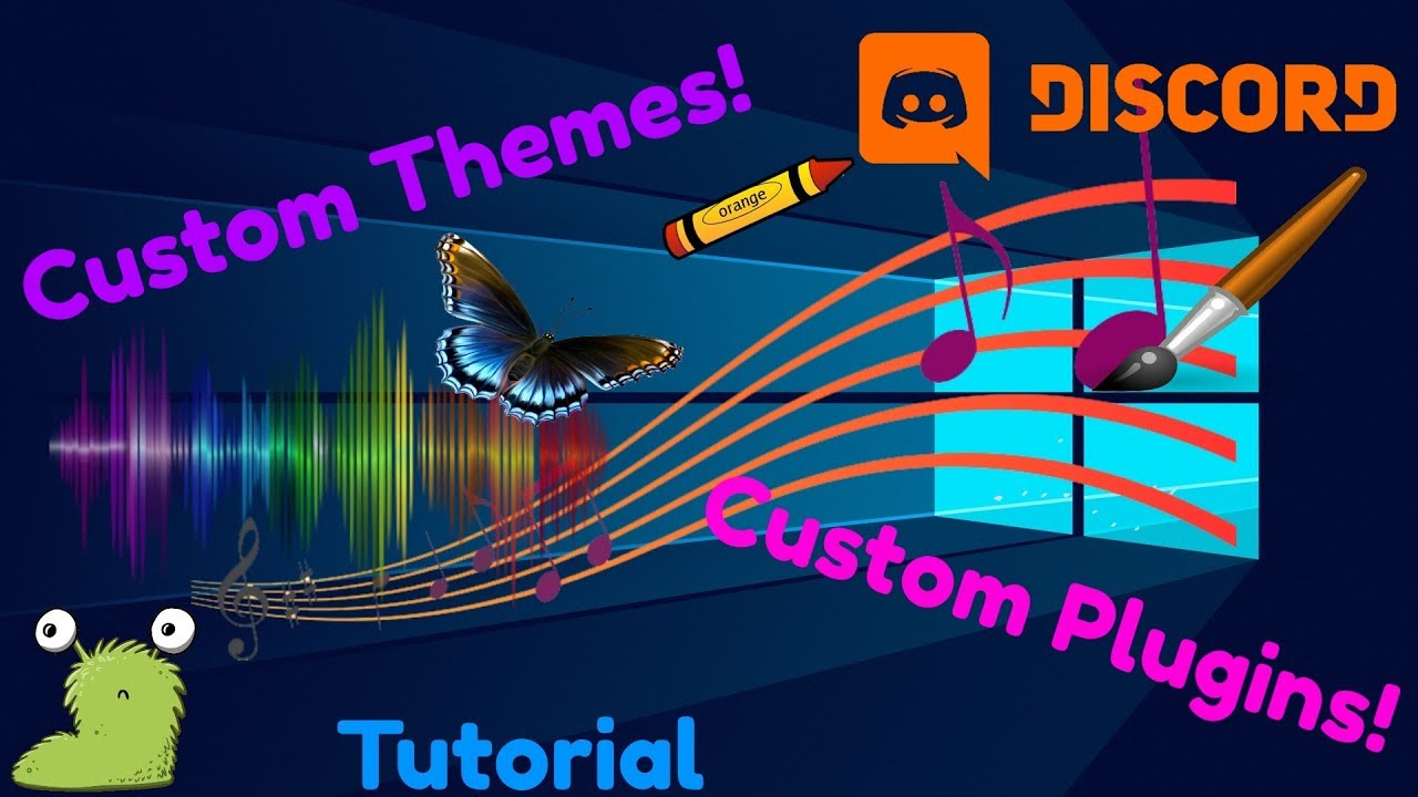 How To Install Custom Plugins & Themes For Discord!