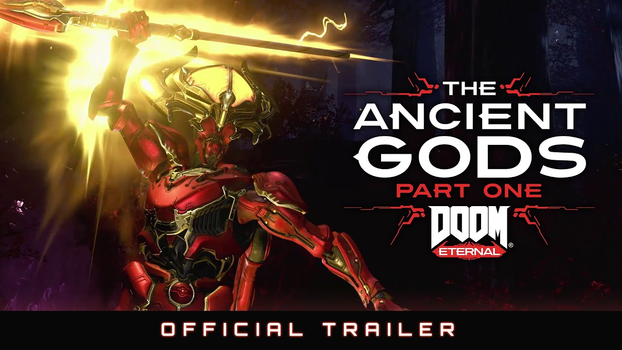 DOOM Eternal – The Ancient Gods, Part One Official Trailer thumbnail