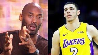 Kobe Bryant Tells Lonzo Ball