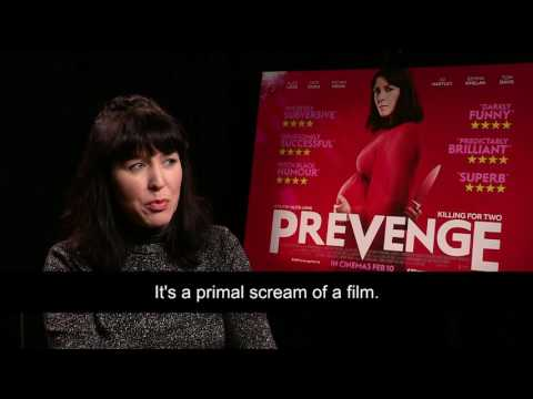 Prevenge - Exclusive Teaser Interview With Alice Lowe