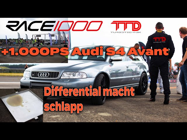Wenn über 1.000 PS zuviel sind! Audi S4 Avant