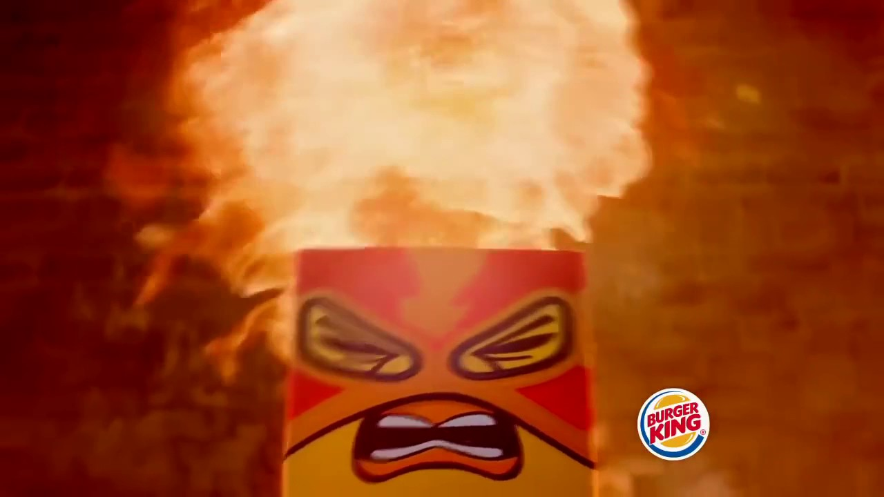 Burger King withdraws Blige TV ad