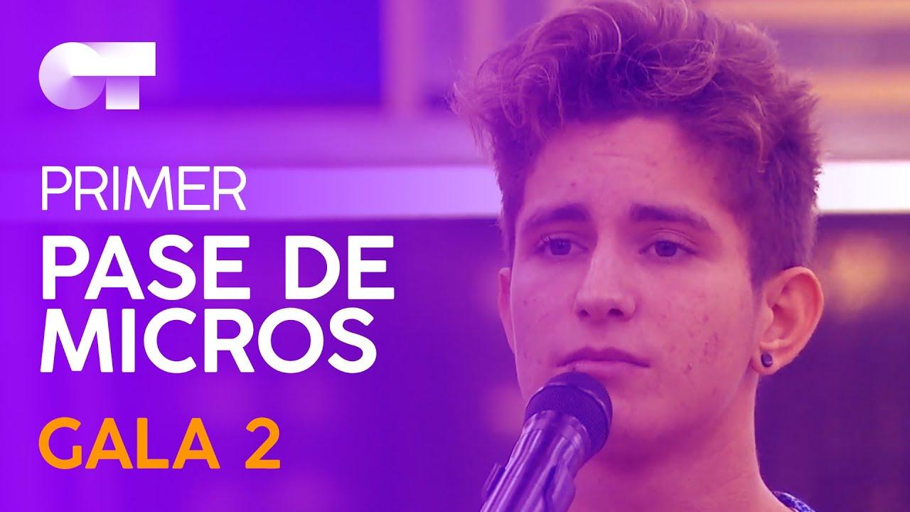 Jealous Nick Primer Pase De Micros Gala 2 Ot 2020 Youtube