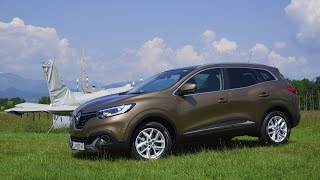 Renault Kadjar 2015 test