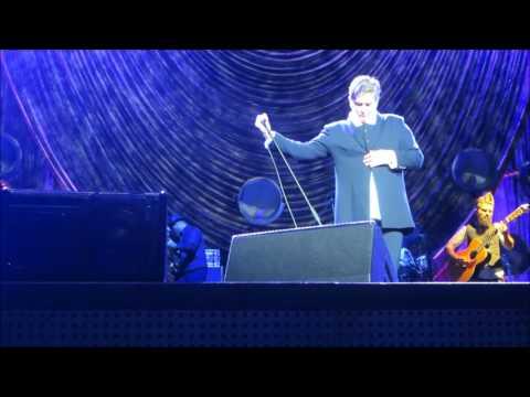 "k.d. lang sings ""Wash Me Clean"" live in Melbourne, 18 July 2017"