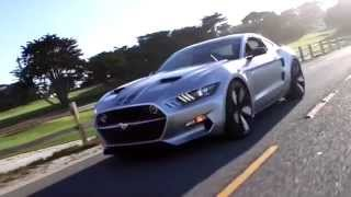 2015 Mustang Rocket by Henrik Fisker and Galpin Auto Sports