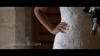 Jordanna & Grant | Wedding Trailer