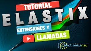 Elastix : 02 Crear Extensiones y Realizar Llamadas con Softphone