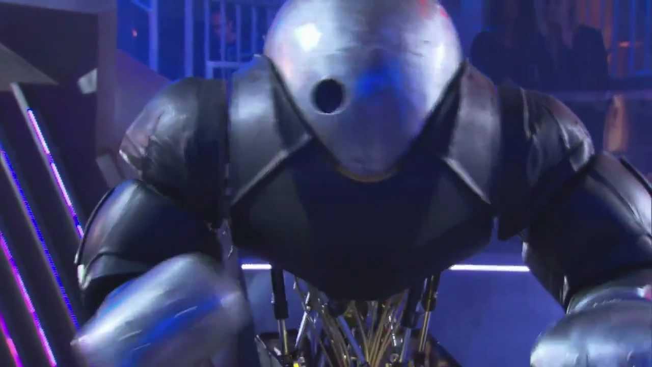 Robot combat league robots
