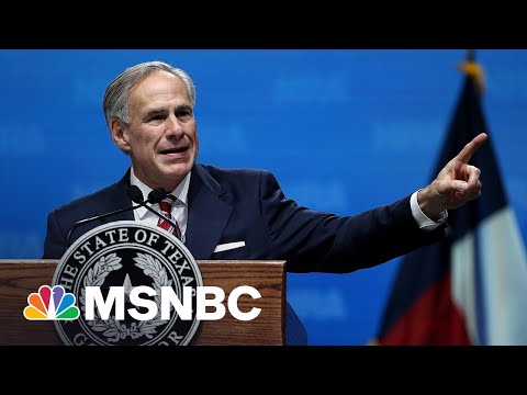 Texas Gov. Has Stepped Up Trump's Autocracy Movement Says Matthew Dowd