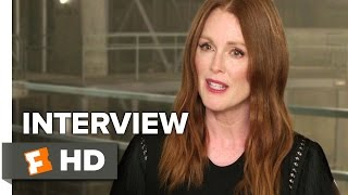 The Hunger Games: Mockingjay - Part 2 Interview - Julianne Moore (2015) - Sci-Fi HD