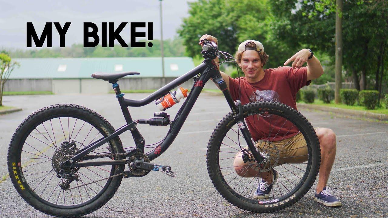 Guerilla Gravity Megatrail Mtb Bike Check Youtube