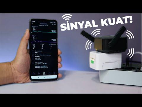 Cuma 100RB | Bikin Internet Lebih Kuat \u0026 Stabil | Xiaomi Wifi Extender Pro