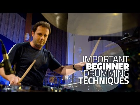 Beginner Drumming Techniques You Need To Know