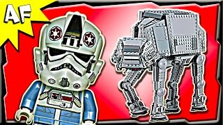 Lego Star Wars AT-AT 75054 Stop Motion Set Review