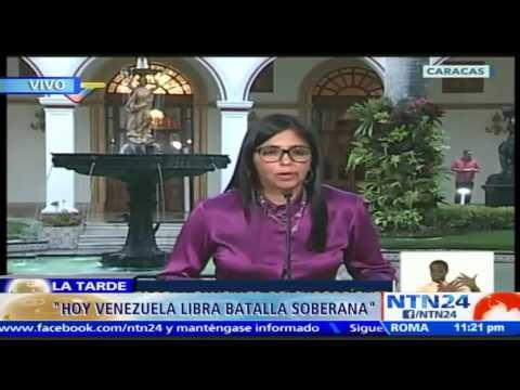 Gobierno de Venezuela inicia procedimiento para retirarse de la OEA