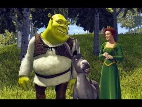 Shrek (2001):