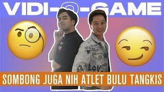 Vidi-O-Game : Akhirnya Kevin Sanjaya mau di interview!!