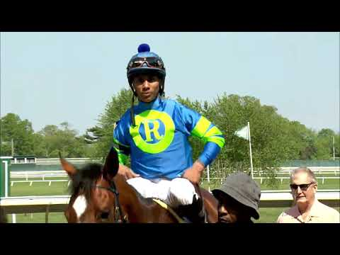 video thumbnail for MONMOUTH PARK 5-19-19 RACE 6