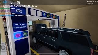 Roblox: Mobil Tankstelle W/ Mark VII Aquajet GT-500 Car Wash Epic Fail