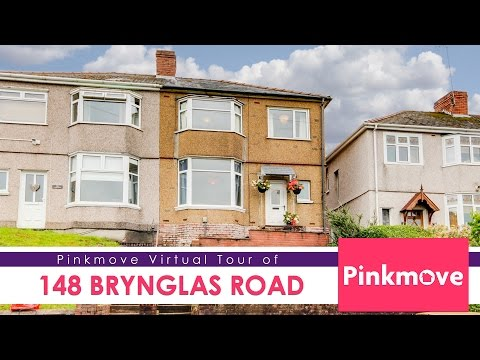 Pinkmove Virtual Tour of 148 Brynglas Road