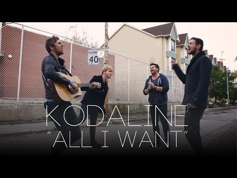 Kodaline - All I Want (Acoustic) - Making Waves