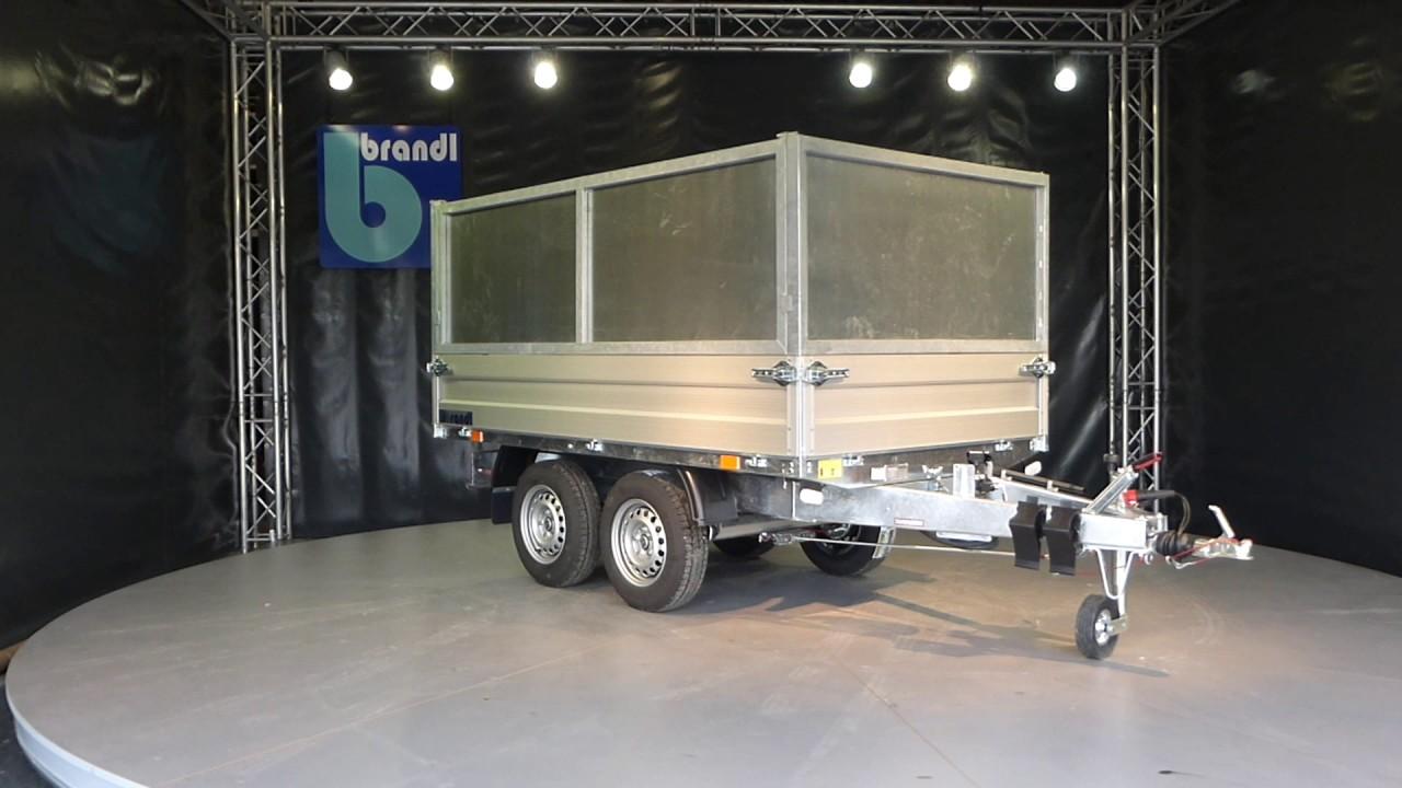brandl anh nger heckkipper delta 2000 kg art k001208. Black Bedroom Furniture Sets. Home Design Ideas