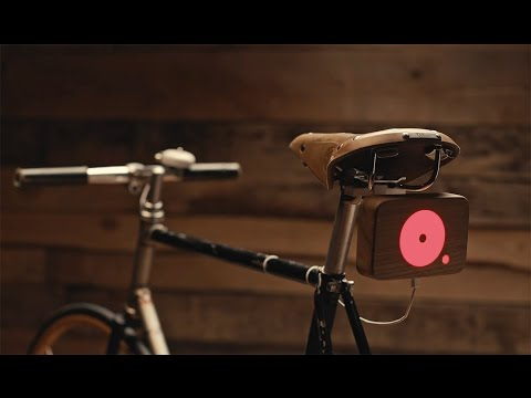 An innovative bicycle bell which turns into radio transmitter- 'Smartbell'