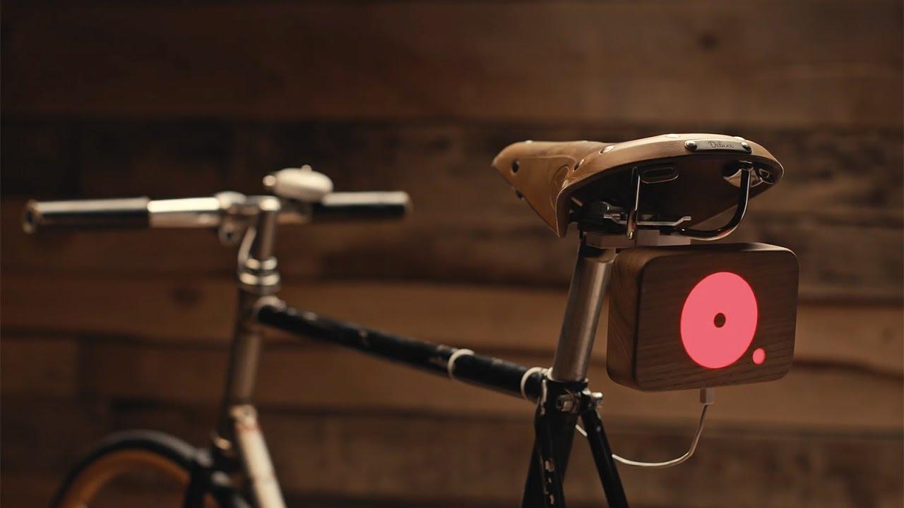 Bell Bike Seat