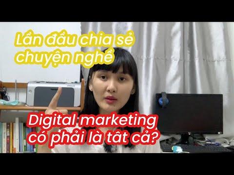 #Digital #Marketing Có Phải Là Tất Cả? Tâm Sự Tuổi 30