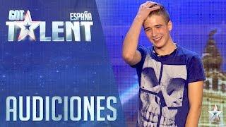 Draun nos demuestra que la magia existe | Audiciones 1 | Got Talent España 2016