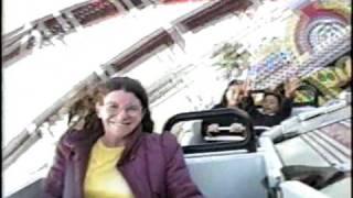 Santa Cruz Beach Boardwalk Ride Wipeout 1997