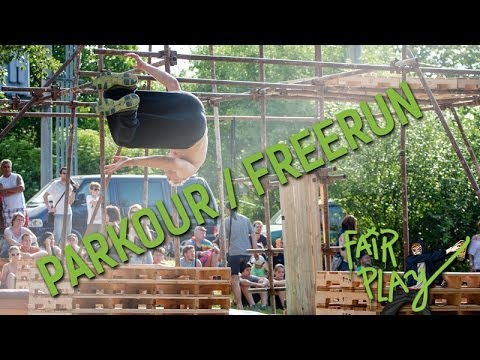 Fair Play - Unit 4: Pozvánka - Parkour A Freerunning
