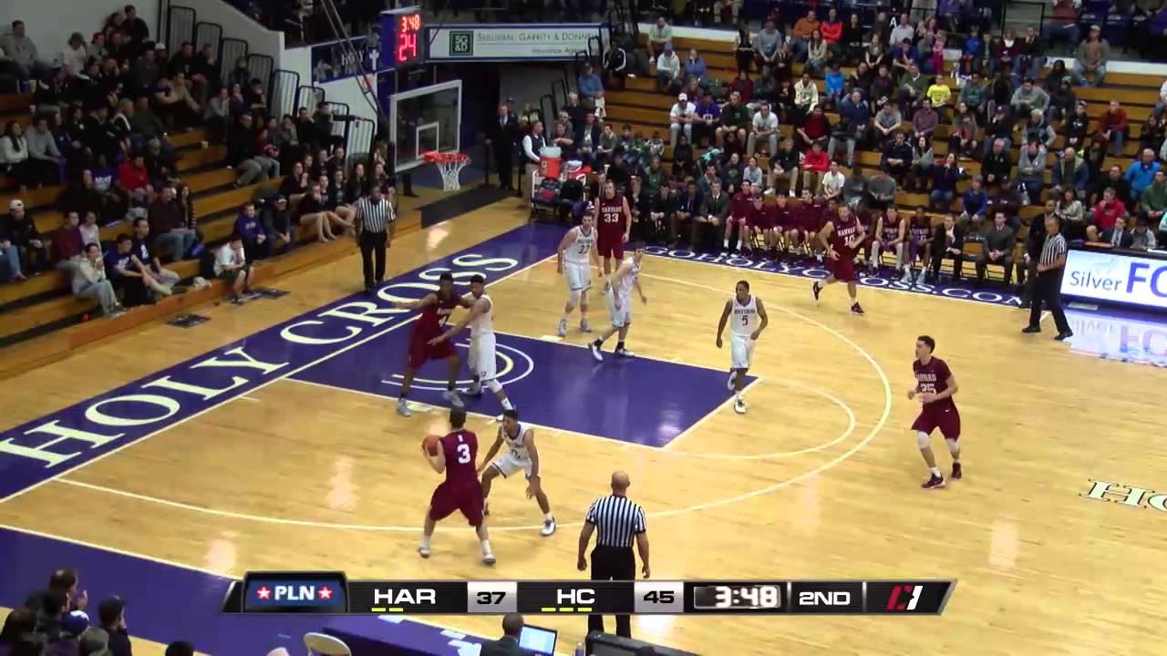 Game Recap: Harvard Men's Basketball at Holy Cross - Nov ...