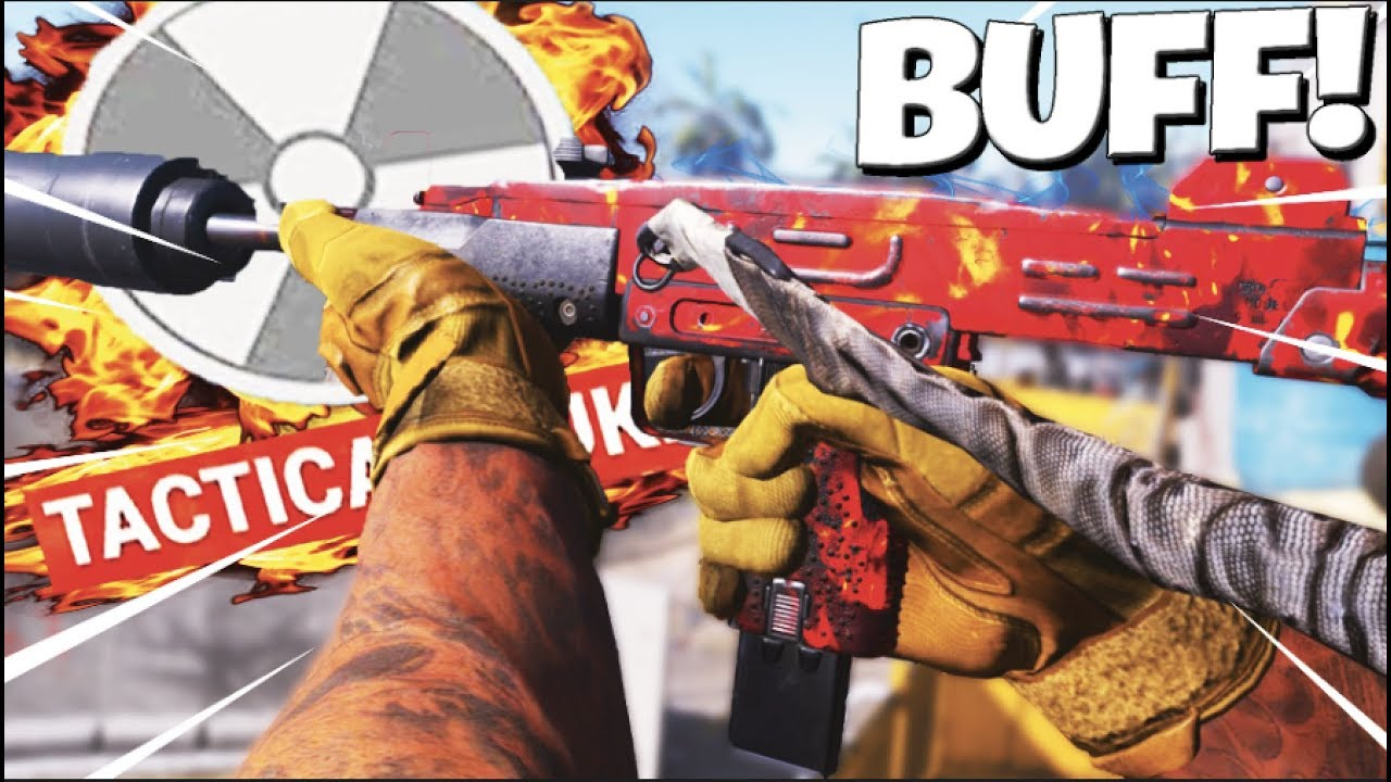 "IT GOT BUFFED..?""IS IT GOOD!?"" (MODERN WARFARE) thumbnail"