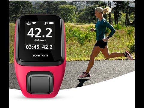 TomTom Runner 3 , Fitness Age, Fitness Points and Personalised Workout Overview