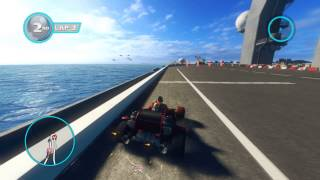 Sonic & All Star Racing Transformed Gameplay PC (ULTRA SETTINGS)