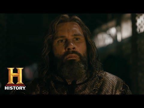 Vikings: Rollo Learns Of The Battle Aftermath   Season 5 Returns Nov. 28 at 9/8c   History